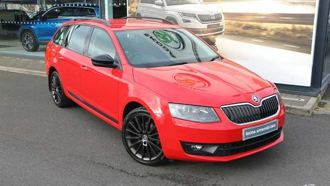 SKODA Octavia 1.4 TSI SE Sport (150PS) 5-Dr Estate