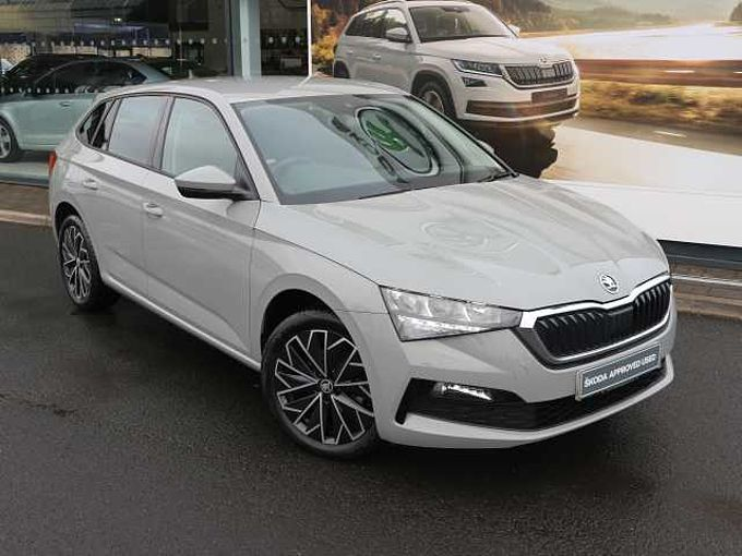 SKODA Scala 5-Dr 1.0 TSI (115ps) SE L