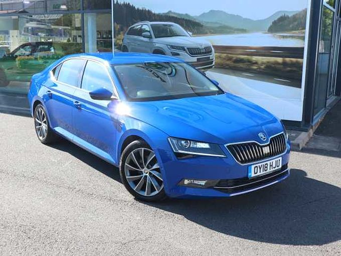 SKODA Superb 2.0 TDI (150PS) Laurin & Klement 5Dr Hatch
